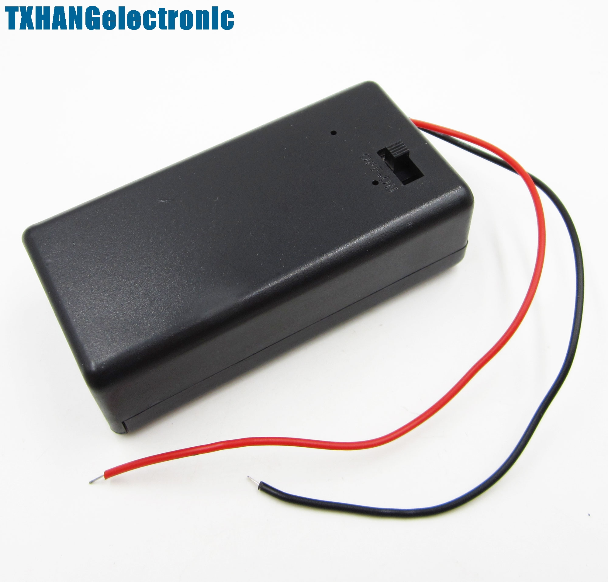 10000PCS 9V Battery Holder with ON/OFF Switch 9 volt Box