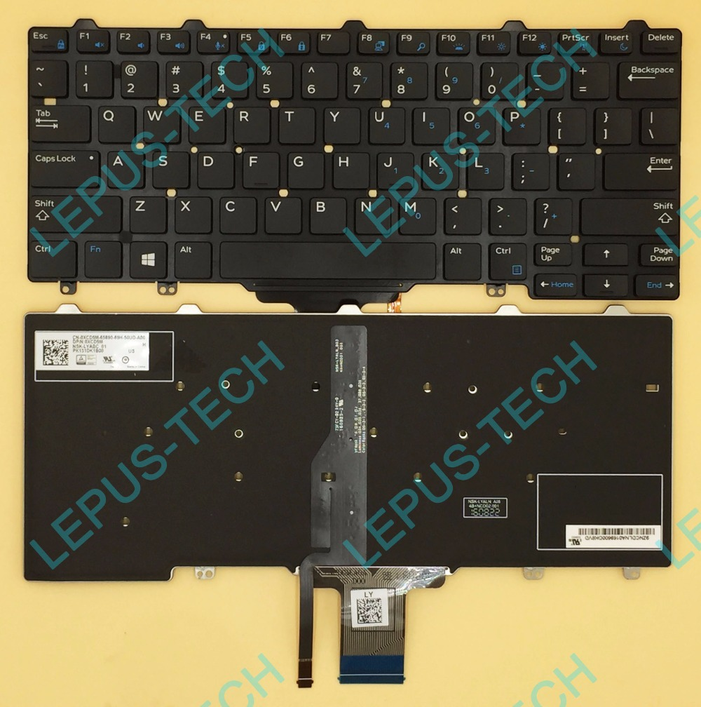 d75e8d61db4 Detail Feedback Questions about Original US Keyboard for DELL for ...