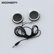 With LOGO! New Hot 3.5mm Ear Hook Headphone Headsets Phone Earphones For IPHONE Samsung Sony for ipad 2 3 4 mp3 mp4 XIAOMI 4 earphones sony mdr zx110 headphone for phone earphones for computer on ear