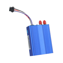 M11-2 Vehicle GPS Tracker Car GPS Locator Vehicle GPS Tracking Device with External GPS GSM Antenna Oil checking Fuel detection cheap 74*55*24mm 30 Hours Up Remote Control YANHUI DC 9V-36 V 10M Blue