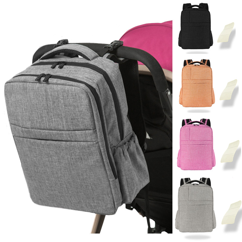 Large Baby Diaper Bags For Mom Backpack Maternity Bags For Mother Bag Baby Stroller Organizer Diaper Backpack Large Nappy Bag 5pcs set fashion mother bag diaper bags for mom baby large capacity nappy bags organizer stroller for maternity free shipping