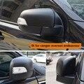 Дверная зеркальная крышка 2 шт Высокое качество черные ABS пластиковые аксессуары-модификации для автомобиля украшения для ford everest endeavor ranger ...