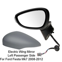 New Left Car Wing Door Electric Mirror Rear View Rearview Side View Mirror Ford Fiesta Mk7 2008 2012