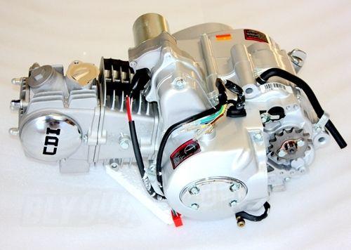 BT 125cc 3 1 Semi Auto Reverse Engine Motor PIT QUAD DIRT BIKE ATV DUNE BUGGY