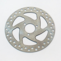 140mm Brake Disk For Gas Scooter Pocket Bike Electric Scooter 29mm Inner Diameter 3 Holes 2mm