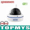 Escam скорость wi-fi ip-камера QD800WIFI 1080 P ИК Купольная камера P2P CCTV камеры безопасности с ночного Видения водонепроницаемый IP66 Onvif