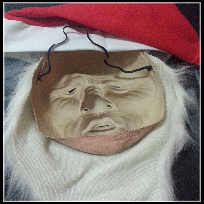 Besplatna dostava Novi Halloween Party Cosplay Maska za lice Djed - Za blagdane i zabave - Foto 5