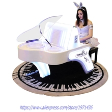 Amusement Equipment Coin Operated font b Piano b font Music Simulator Game Machine