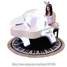 Amusement Equipment Coin Operated Piano Music Simulator Game Machine