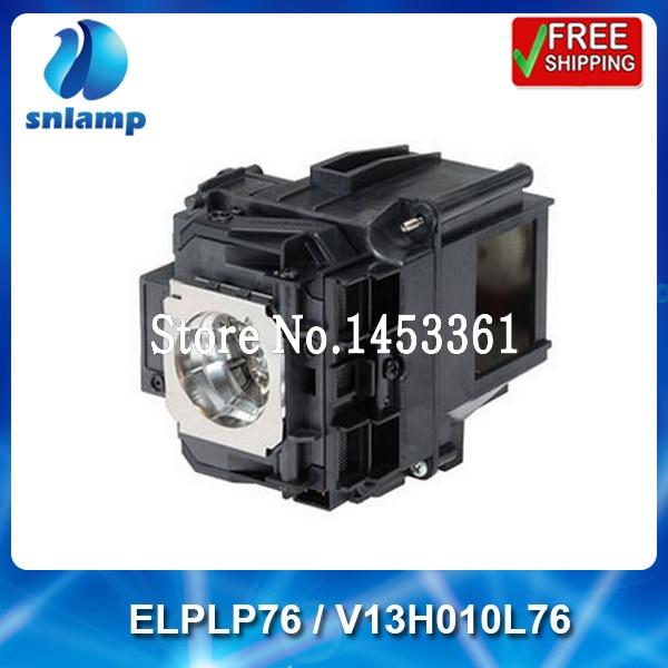 Aliexpress hot sell ELPLP76/V13H010L76 projector lamp with housing EB-G6350 EB-G6450WU EB-G6550WU EB-G6650WU EB-G6750 etc aliexpress v