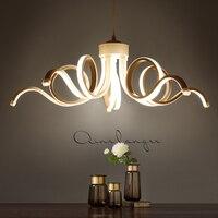 Led Modern Chandelier Lighting Novelty Lustre Lamparas Colgantes Lamp For Living Dining Room Luminaria Indoor Light