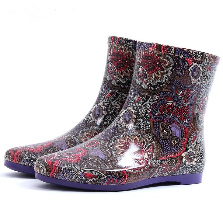 Online Buy Wholesale garden boots women from China garden boots