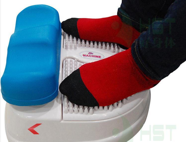 Infrared swing machine foot massage device leg fitness New swing Machine Swing Shake with Infrared Light Foot Massager tsuyoki swing 50f 224