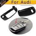 ABS corpo kit caso saco tampa da chave do carro para Audi A6L A1 Q3 Q7 R8 TT A3 S3