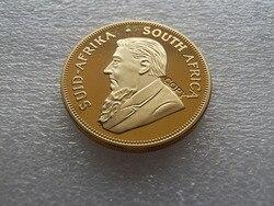 2012-kupfer mit gold überzogen Großhandel 1OZ Feinen Vergoldeten Jahr 1967 2010 2011 2009 Krügerrand Kopie münze
