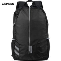 35L Large Lightweight Outdoor Sports Backpack Waterproof Gym Fitness Bag For Men And Women Drawstring Backpack