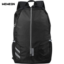 35L Large Lightweight Outdoor Sports Backpack Waterproof Gym Fitness Bag for Men and Women Drawstring Backpack  недорого