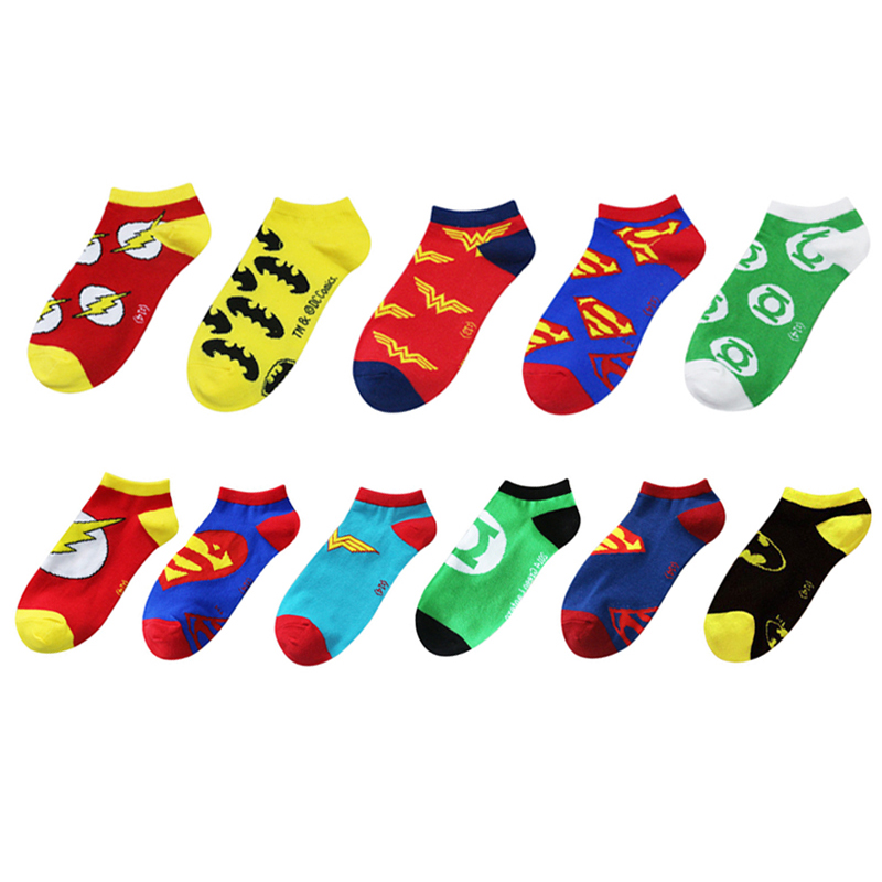 15style men super hero Comic socks Superman batman boys socks cotton funny Princess Socks Cartoon Boat Socks for women          15style men super hero Comic socks Superman batman boys socks cotton funny Princess Socks Cartoon Boat Socks for women