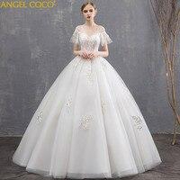Maternity Wedding Dresses For Pregnant Long Sleeve Vestido De Noiva Crystal Trouwjurk Long Robe De Mariage Pregnancy Maternity