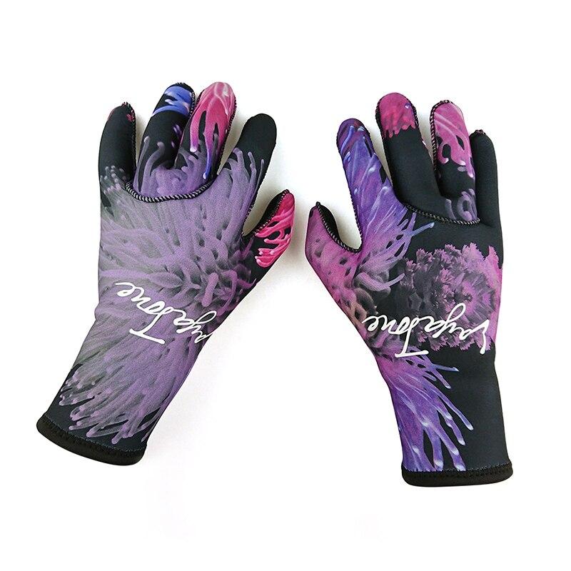 3mm diving gloves 2mm neoprene gloves 5 fingers camouglage women men diving hand fins anti-slip O'neil cressi scubapro mares bikini swimwear free diving snorkeling diving mask 1