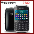 9320 Original Unlocked Blackberry Curve 9320 WCDMA 3MP 512MB ROM 1150mAh GPS WIFI Refurbished Cell Phone Free Shipping