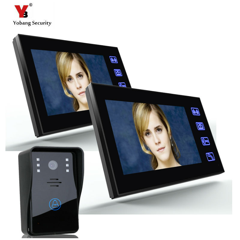 Yobang Security Freeship Wired Touch Key 7