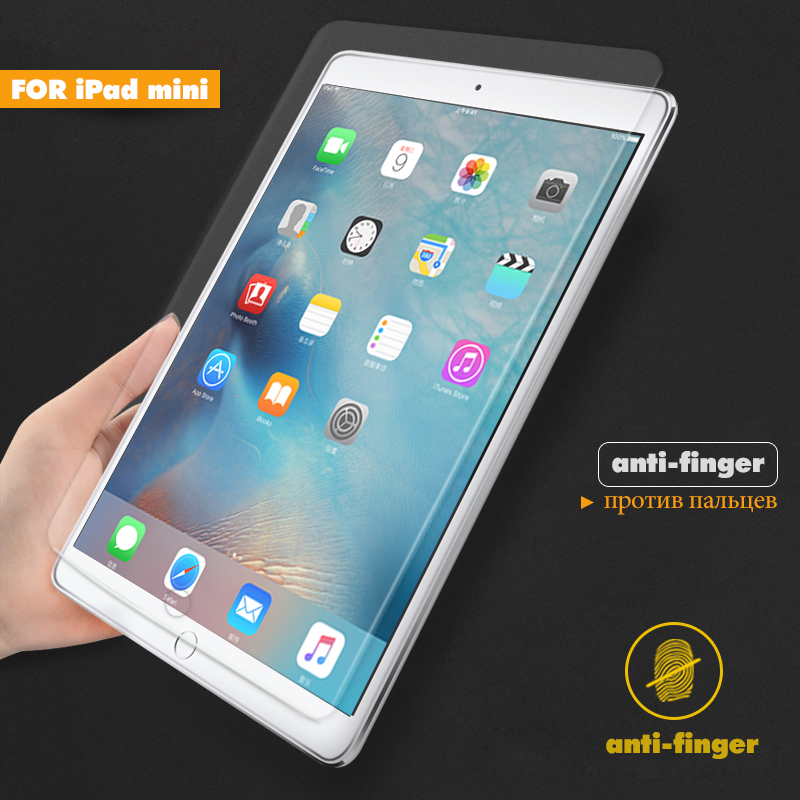 Premium Screen Protector For iPad mini 1 2 3 4 Air Air2 2018 9 7 Tempered