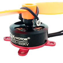 QX-motor series QA2205 kv1400 1800 external brushless motor F3P fixed wing