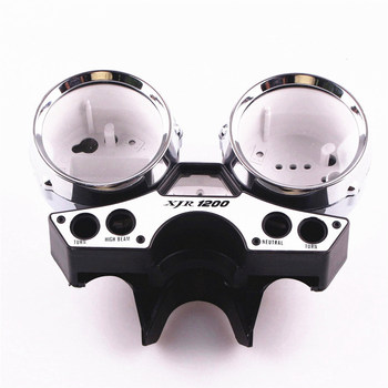 For Yamaha XJR1200 1994 1995 1996 1997 ABS Plastic Speedometer Tachometer Gauge Case Shell Cover