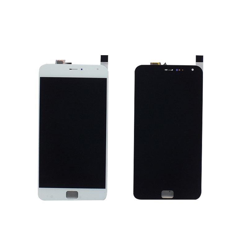 Prix pour D'origine Testé Pour Meizu Mx4 Pro LCD Avec Tactile Digitizer Écran Tactile Assemblée Remplacement LCD Pour Meizu MX4 Pro