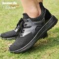 Zapatillas de deporte de mujer y hombre, nueva suave superior buenos cómodos respirables del deporte atlético zapatos para correr, zapatos para caminar al aire libre, sneakres