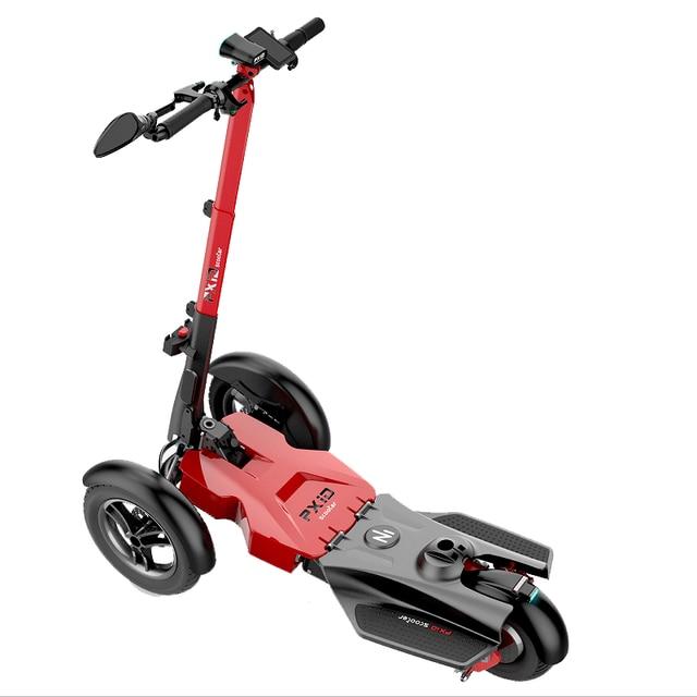 pliable 3 roues lectrique scooter adultes auto. Black Bedroom Furniture Sets. Home Design Ideas