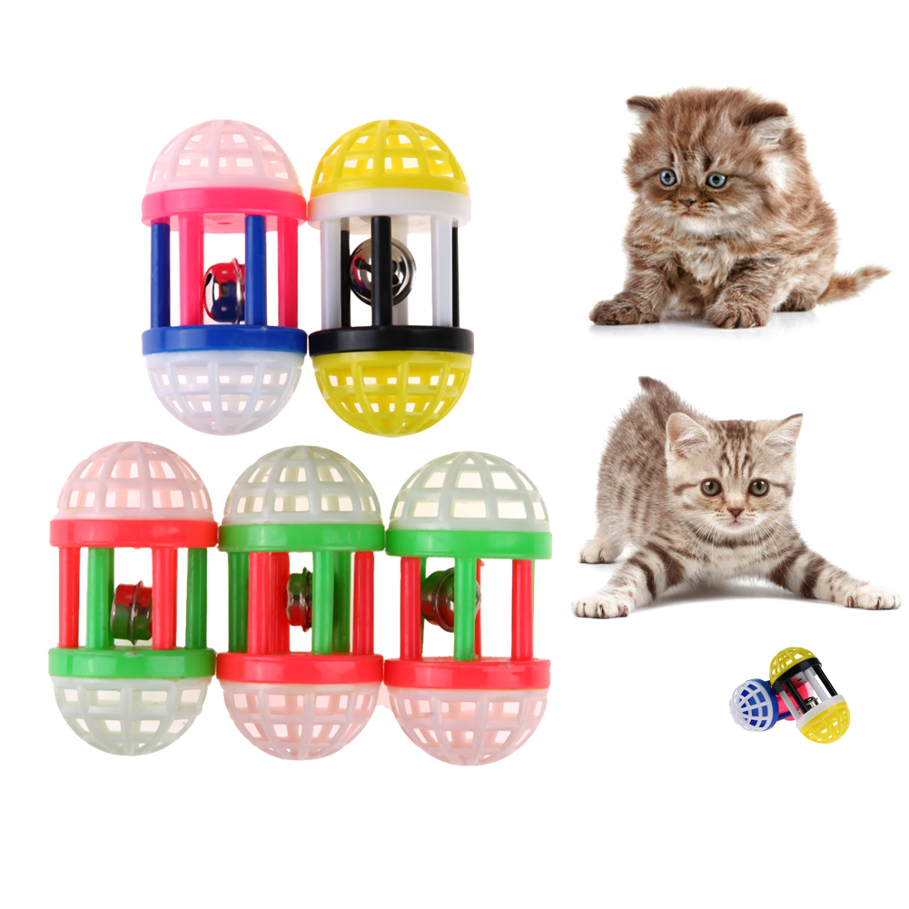 cat toys play rattle