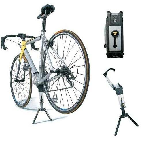 لحن المتابعة الوقوف إلى الذروة flashstand النهائي المحمولة المحمولة دراجة دراجة mtb و الطريق إصلاح الوقوف مع حمل حقيبة لل السفر