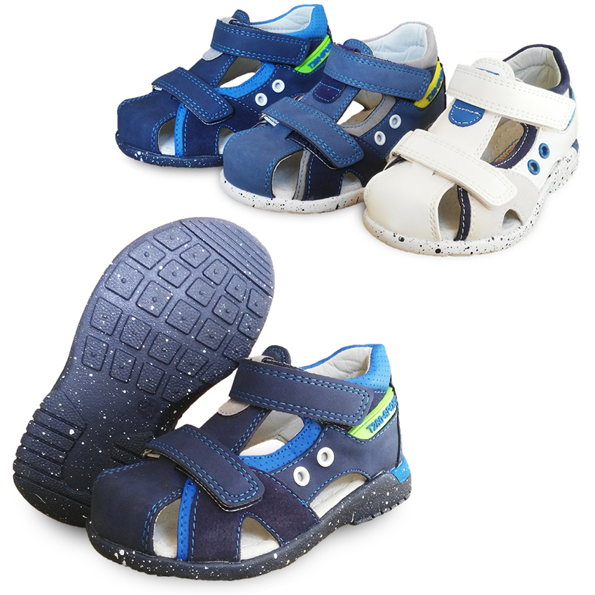 Free Shipping 1pair new Orthopedic summer Children Sandals Boy shoes+inner 13-19cm, soft outsole Shoes, Kid/Baby shoes good quality 1pair orthopedic shoes girl genuine leather shoes inner 15 19cm children sneakers sports