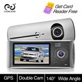"Doal Dash Camera Car DVR X3000 R300 with 2.7"" GPS Car DVRs Car Camera DVR Video Recorder Dash Cam Dashboard Portable Recorder"