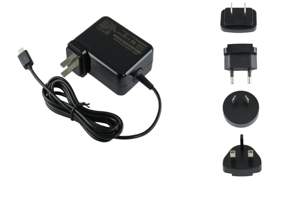 Factory Price 19V 1.75A 33W laptop AC power adapter <font><b>charger</b></font> for <font><b>ASUS</b></font> EeeBook <font><b>X205T</b></font> X205TA