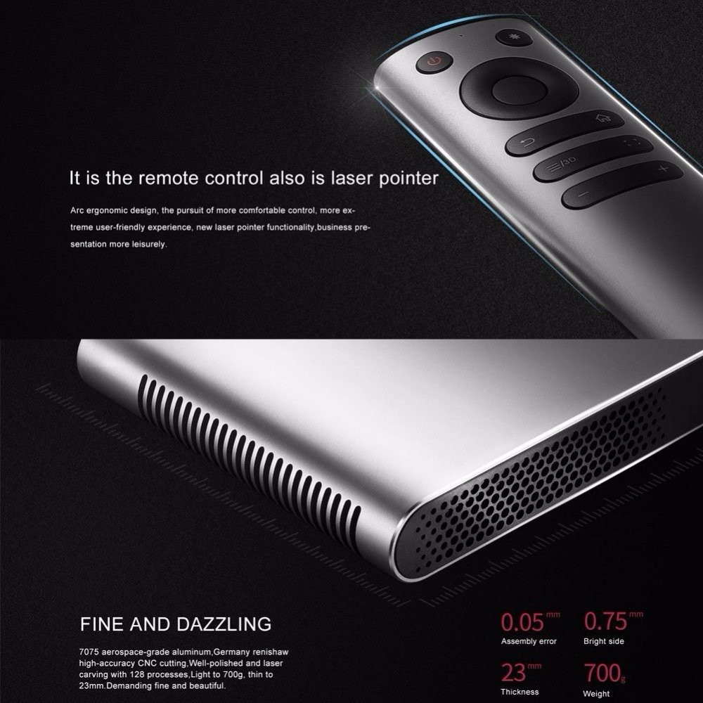 XMing M2 Laser 3D Projector (5)