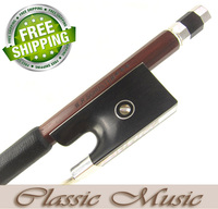 IPE Sartory Model W R Schuster Concert Level Top Quality Violin Bow Free Shipping