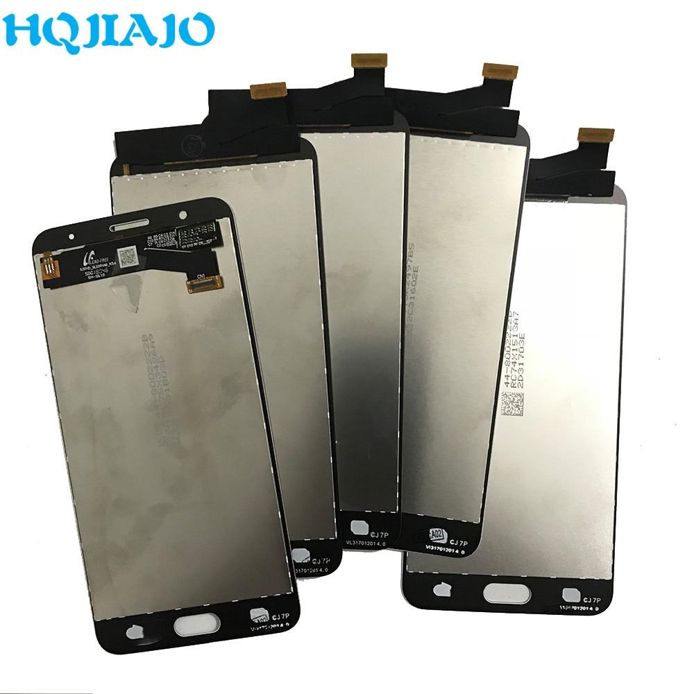 5 Piece lot LCD For Samsung Galaxy J7P J7 Prime G610 G610M G610F G610Y LCD Display