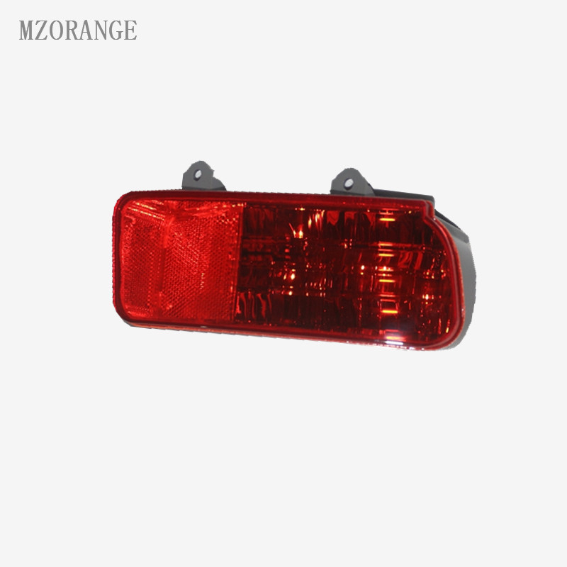 MZORANGE Brand New Rear Bumper Reflector Fog Light Left Right Fog Lamp For HONDA CRV 2015 2016 RM 34550-TFC-H01 34500-TFC-H01 rcd330 plus mib ui radio for golf 5 6 jetta cc tiguan passat polo