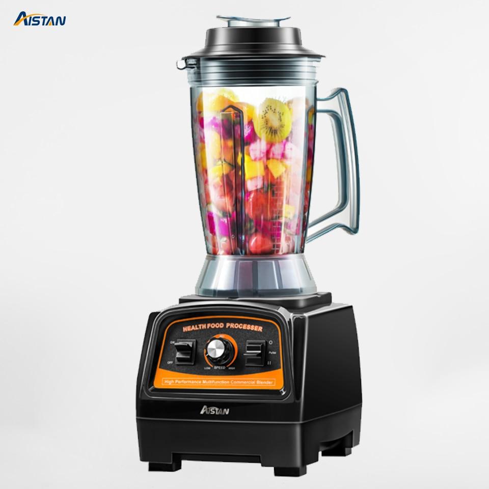 A7400 2800 w BPA libero 3.3HP 3.9L Heavy Duty Commerciale Blender di Potenza Professionale Blender Mixer Spremiagrumi Robot da Cucina Giappone Lama