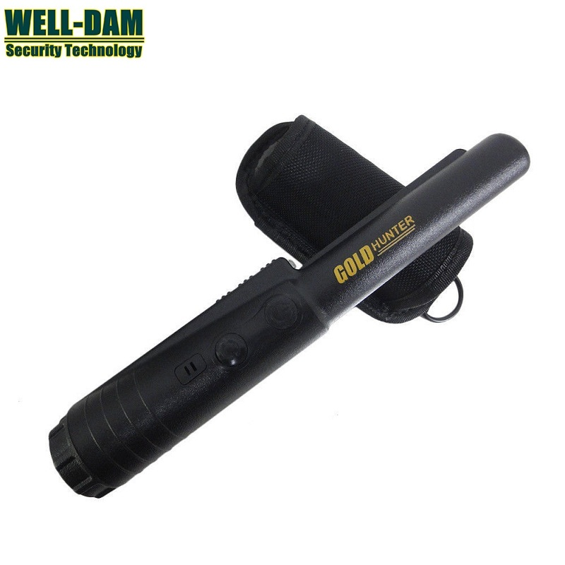 Free shipping hand held metal detector gold hunter pinpointer propointer gold metal detector free shipping wholesale gold detector propointer pinpointer