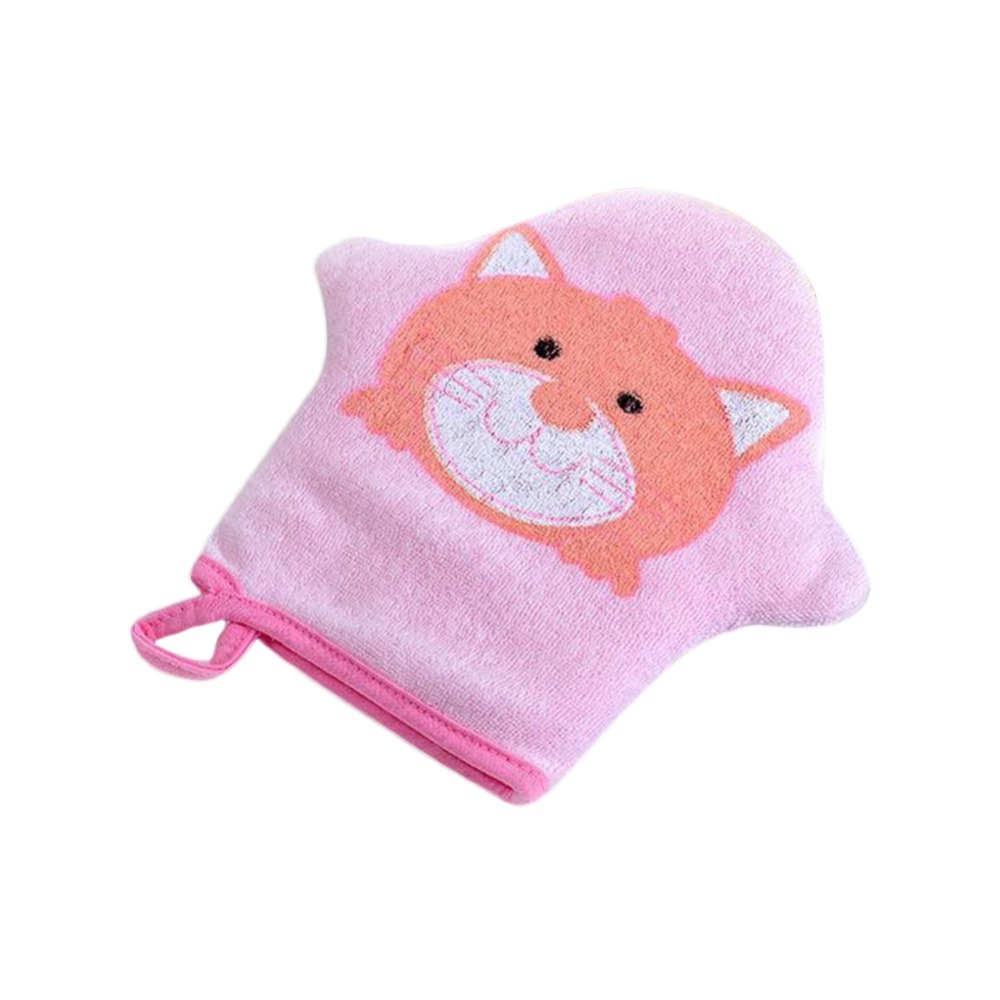 Purposeful Soft Shower Cap Hair Cover Hat For Child-pink Baby