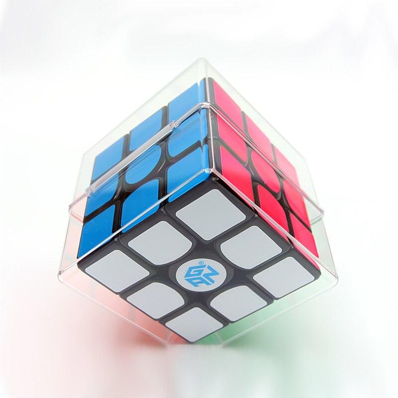 Nouveauté GAN 356AIR M magnétique Puzzle cube professionnel lisse magique Cube Gans 3x3x3 vitesse Cube torsion jouets éducatifs - 3