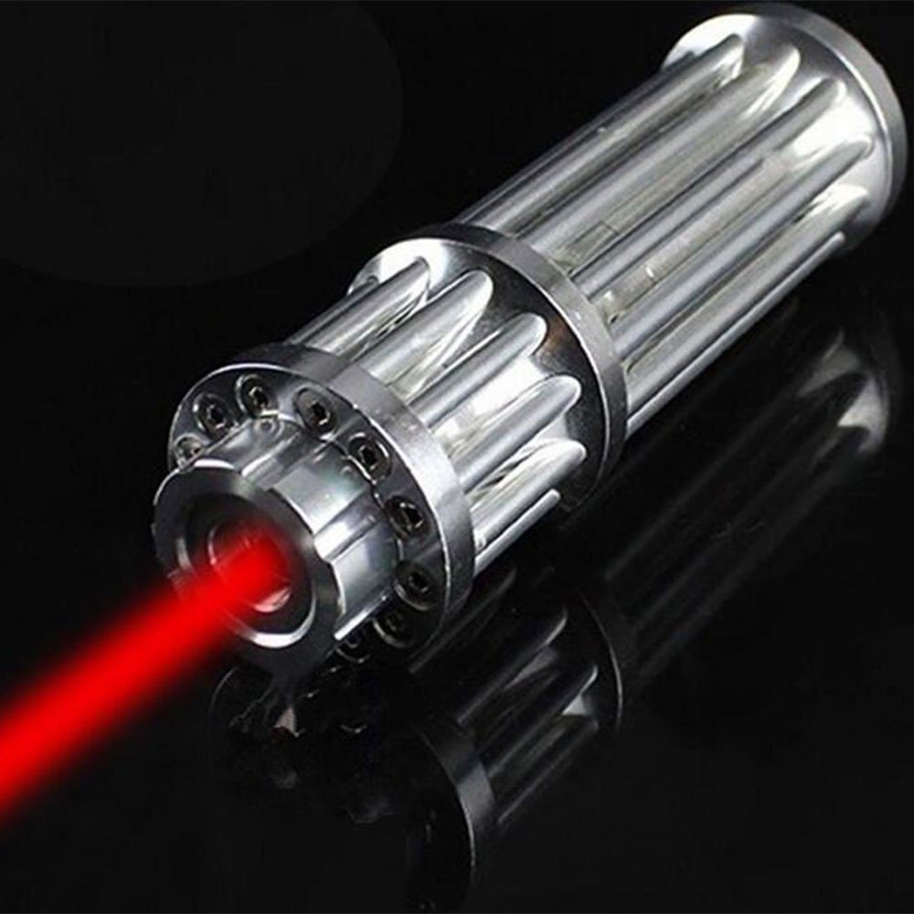 Burning Laser Pointer Most Powerful Red Laser Pointer Military 532NM Burning Green Laser Pointer Pen Burning Match, Cigarettes