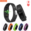 Smart Wristband ID107 Watch Heart Rate Monitor Remote Bluetooth SMart Band Bracelet Pedometer Fitness bracelet SmartBand Reminde