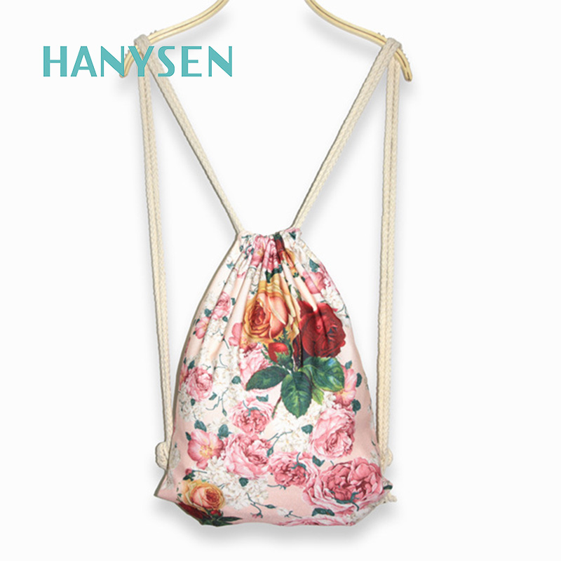 Online Get Cheap Drawstring Bag Floral -Aliexpress.com | Alibaba Group