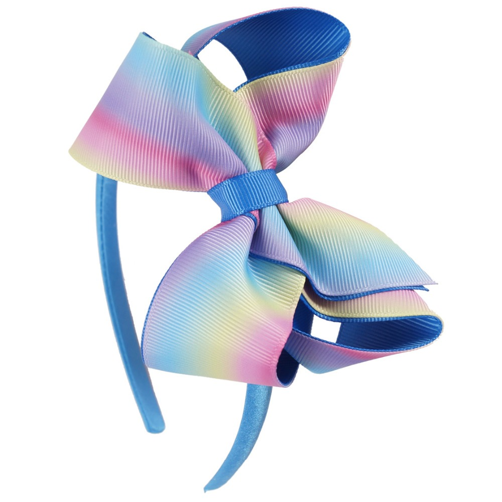 Baby & Toddler Clothing Clothing, Shoes & Accessories Strict Girls Rainbow Headband A Great Variety Of Goods