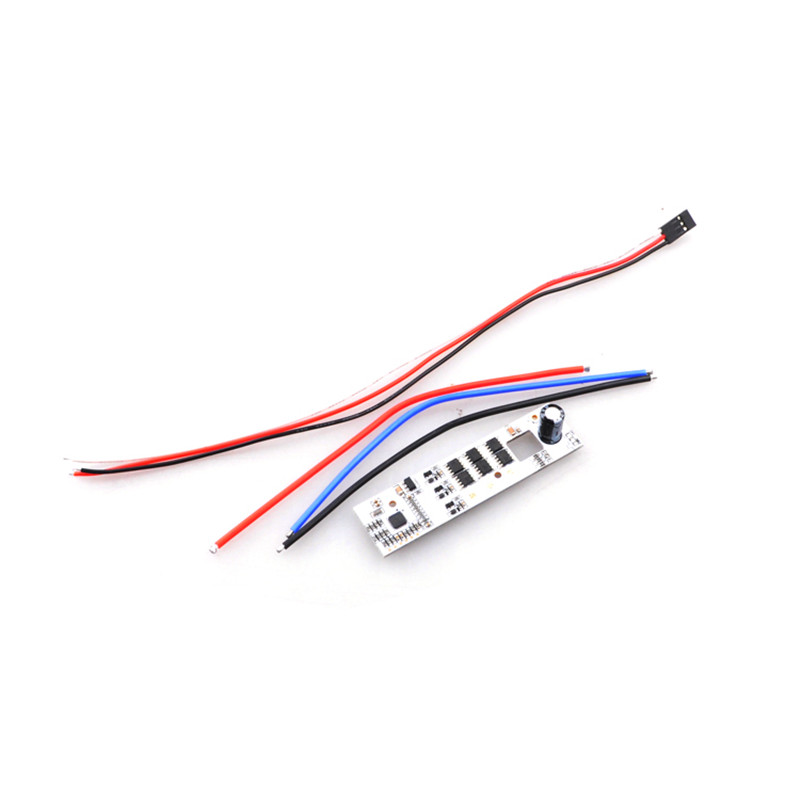 20A Brushless ESC With LED Light For Phantom 1 2 Or 2212 2312 Motor For RC Camera Drone Accessories phantom page light